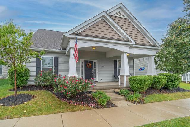2160 Legends Drive, Grove City, OH 43123 (MLS #221037869) :: The Tobias Real Estate Group