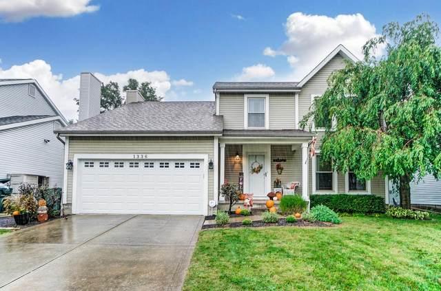 1336 Boswall Drive, Worthington, OH 43085 (MLS #221037875) :: Ackermann Team