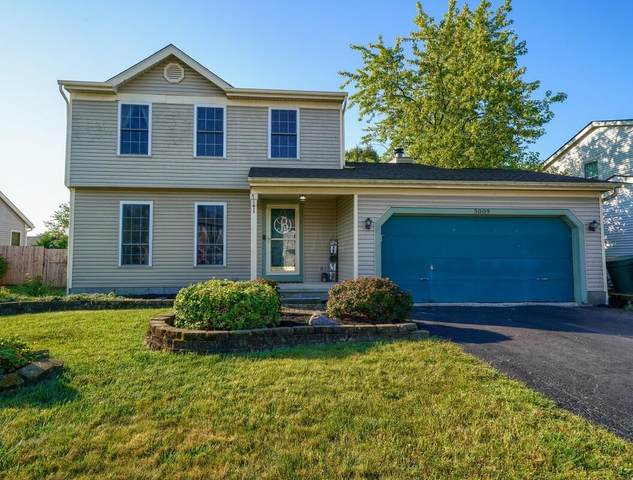 5009 Cashion Drive, Hilliard, OH 43026 (MLS #221037893) :: The Holden Agency