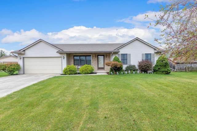 311 Fernwood Court, Marysville, OH 43040 (MLS #221037910) :: The Tobias Real Estate Group