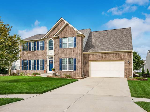 5827 Goldstone Court, Grove City, OH 43123 (MLS #221037916) :: The Tobias Real Estate Group
