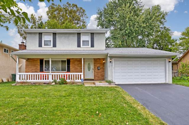 1190 Redfield Drive, Columbus, OH 43229 (MLS #221037974) :: RE/MAX ONE