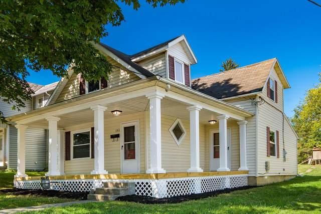 1311 Cedar Hill Road, Lancaster, OH 43130 (MLS #221037998) :: Jamie Maze Real Estate Group