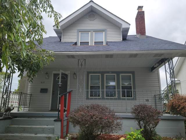 837 S Terrace Avenue, Columbus, OH 43204 (MLS #221038015) :: RE/MAX ONE