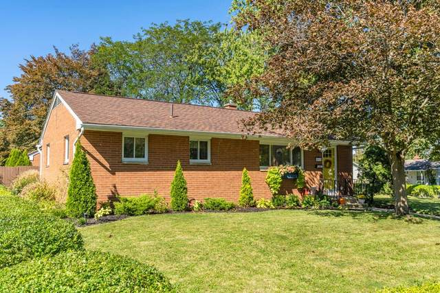 3813 Outer Street, Hilliard, OH 43026 (MLS #221038030) :: The Tobias Real Estate Group