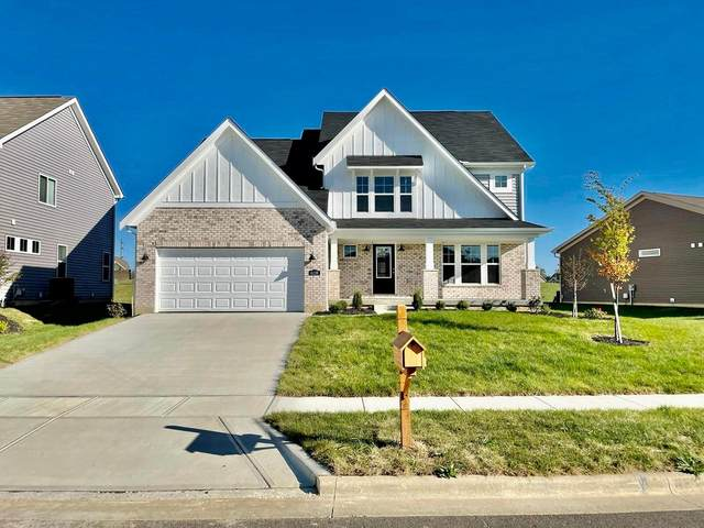 6139 Dietz Drive, Canal Winchester, OH 43110 (MLS #221038035) :: The Tobias Real Estate Group