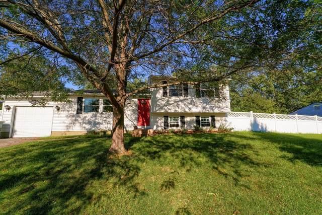 2269 Quartz Street, Grove City, OH 43123 (MLS #221038036) :: The Tobias Real Estate Group