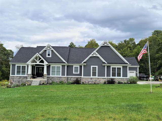 11333 Mount Hope Road SE, Thornville, OH 43076 (MLS #221038050) :: The Tobias Real Estate Group