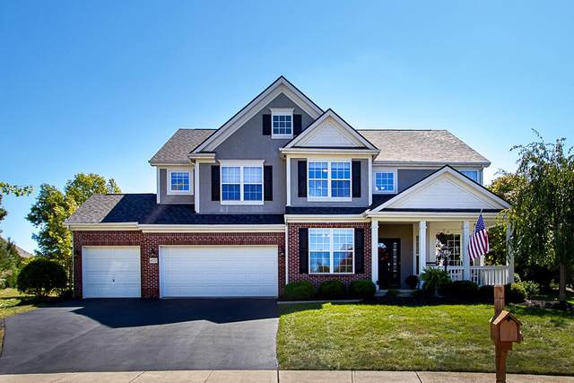 6573 Braddock Place, Canal Winchester, OH 43110 (MLS #221038051) :: Greg & Desiree Goodrich | Brokered by Exp