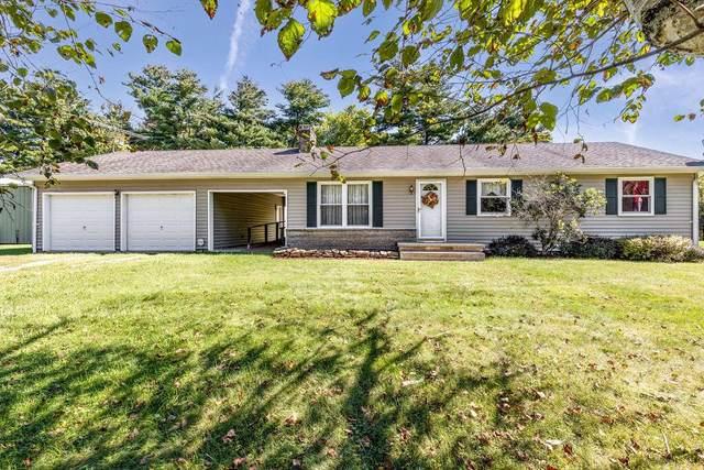 12083 Fallsburg Road NE, Frazeysburg, OH 43822 (MLS #221038074) :: The Tobias Real Estate Group