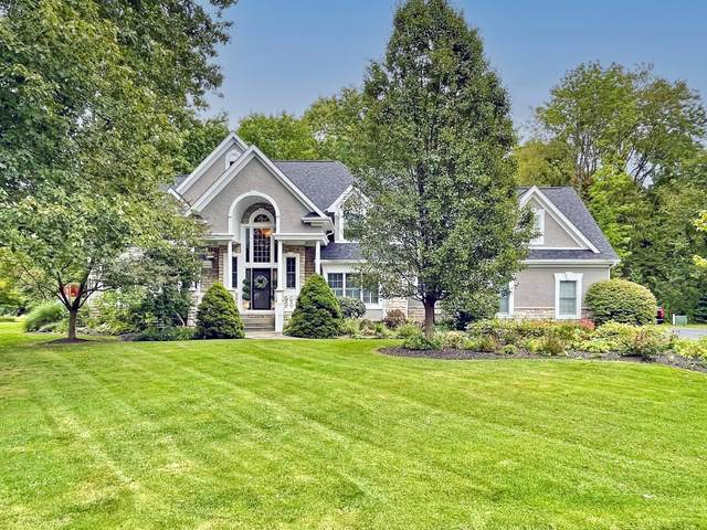 7735 Clear Creek Court, Blacklick, OH 43004 (MLS #221038077) :: The Tobias Real Estate Group