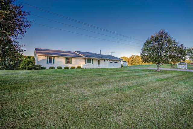 4900 Marietta Road SW, Junction City, OH 43748 (MLS #221038080) :: The Tobias Real Estate Group