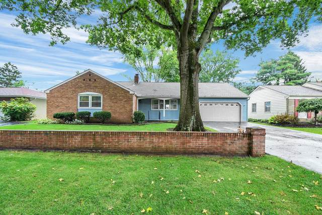 1452 Noe Bixby Road, Columbus, OH 43232 (MLS #221038082) :: The Tobias Real Estate Group