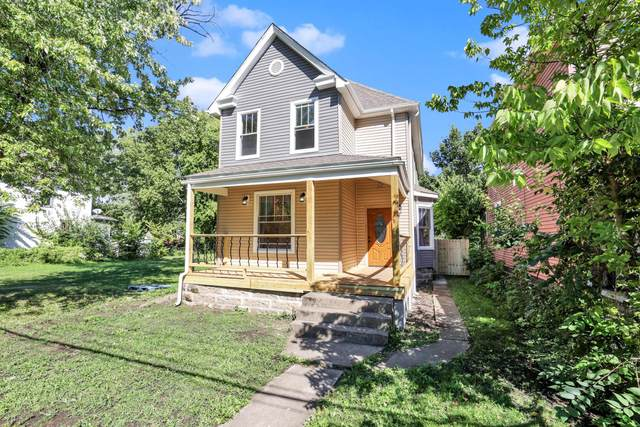 52 N Central Avenue, Columbus, OH 43222 (MLS #221038085) :: The Tobias Real Estate Group