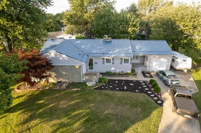 12 Hali Drive, Washington Court House, OH 43160 (MLS #221038086) :: The Tobias Real Estate Group