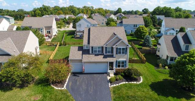 7288 Bromfield Drive, Canal Winchester, OH 43110 (MLS #221038118) :: Berkshire Hathaway HomeServices Crager Tobin Real Estate