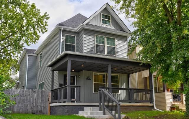 872 Ellsworth Avenue, Columbus, OH 43206 (MLS #221038148) :: Signature Real Estate