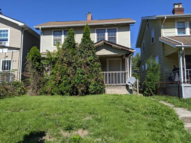 884 Chittenden Avenue, Columbus, OH 43211 (MLS #221038156) :: Bella Realty Group