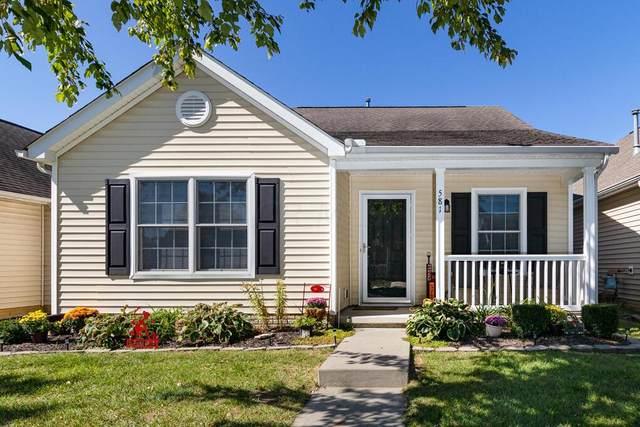 581 Rockets Street #152, Galloway, OH 43119 (MLS #221038173) :: MORE Ohio