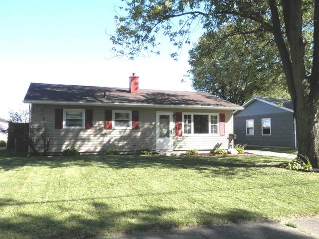 838 Robinson Street, Marion, OH 43302 (MLS #221038188) :: Ackermann Team