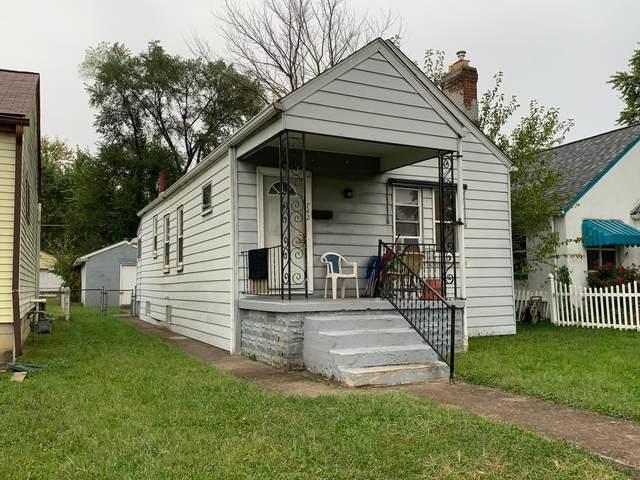 742 E Gates Street, Columbus, OH 43206 (MLS #221038194) :: Sam Miller Team