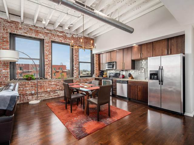 78 E Chestnut Street #605, Columbus, OH 43215 (MLS #221038222) :: Sandy with Perfect Home Ohio
