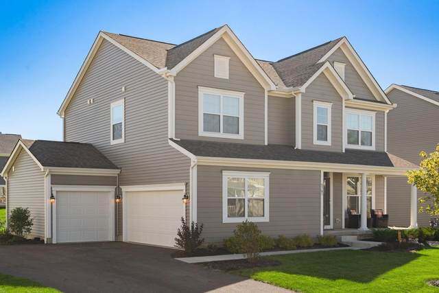 5781 Landgate Drive, Powell, OH 43065 (MLS #221038225) :: The Gale Group