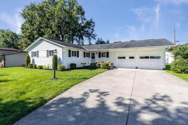 807 Country Club Drive, Newark, OH 43055 (MLS #221038234) :: Exp Realty