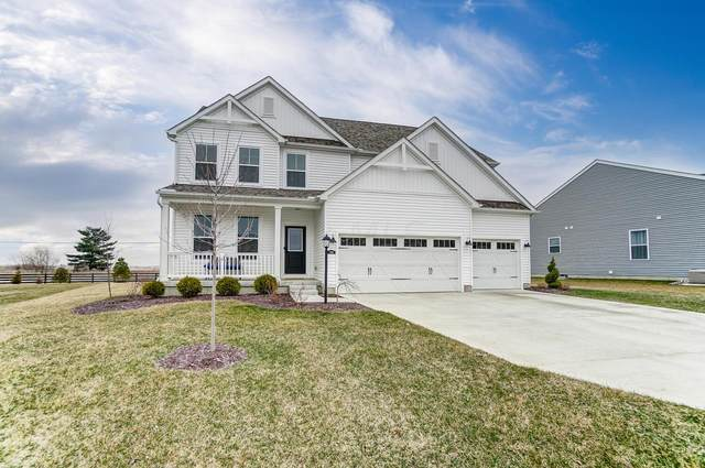 1130 Burrow Court, Marysville, OH 43040 (MLS #221038250) :: Exp Realty