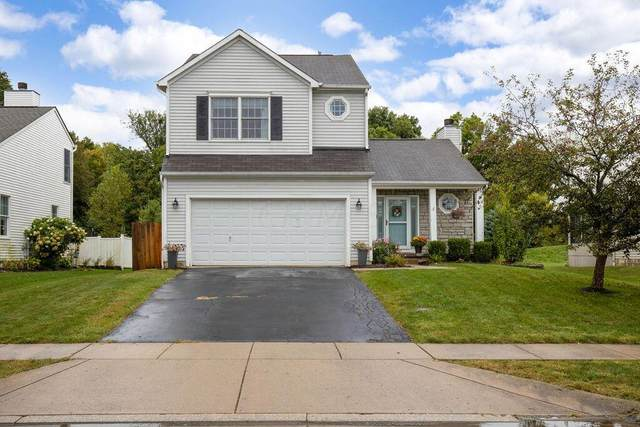 570 Mill Stone Drive, Sunbury, OH 43074 (MLS #221038265) :: Sandy with Perfect Home Ohio