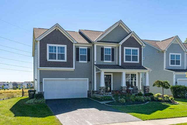 6275 Upper Albany Crossing Drive, Westerville, OH 43081 (MLS #221038285) :: Simply Better Realty