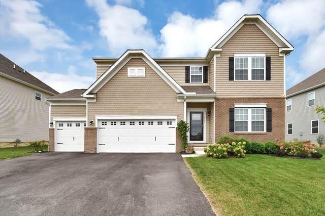 4524 Rishel Street, Grove City, OH 43123 (MLS #221038289) :: Signature Real Estate