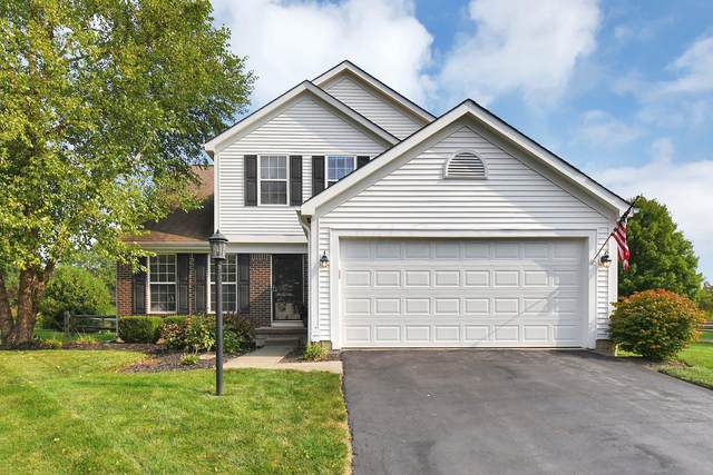 7533 Totten Springs Drive, Westerville, OH 43082 (MLS #221038304) :: ERA Real Solutions Realty