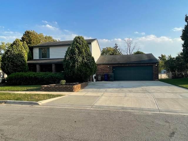 5049 Brush Ridge Court, Columbus, OH 43228 (MLS #221038317) :: The Holden Agency