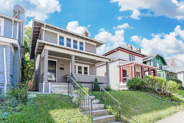 1599 Franklin Avenue, Columbus, OH 43205 (MLS #221038320) :: ERA Real Solutions Realty