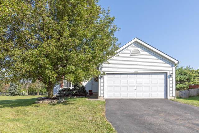 5878 Coldcreek Drive, Hilliard, OH 43026 (MLS #221038331) :: Sandy with Perfect Home Ohio