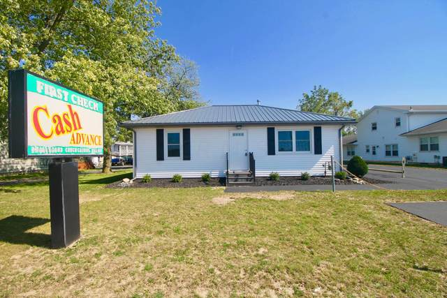 1447 S Main Street, Bellefontaine, OH 43311 (MLS #221038345) :: Berkshire Hathaway HomeServices Crager Tobin Real Estate