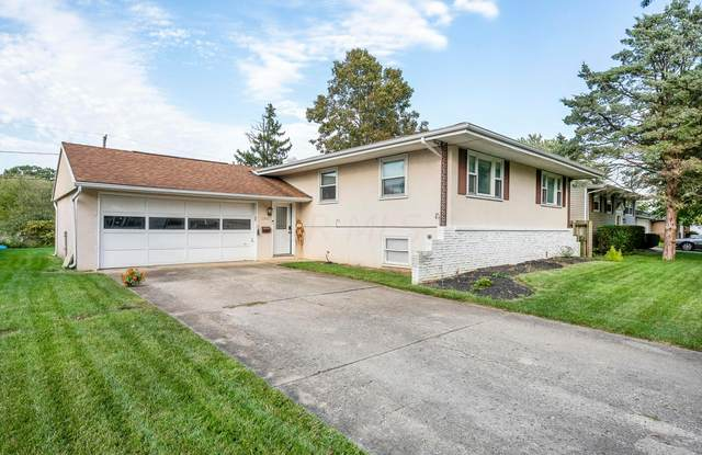 2842 Woodcroft Road, Columbus, OH 43204 (MLS #221038351) :: Sandy with Perfect Home Ohio