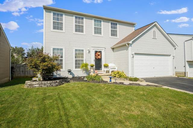 858 Radbourne Drive, Columbus, OH 43207 (MLS #221038367) :: Simply Better Realty