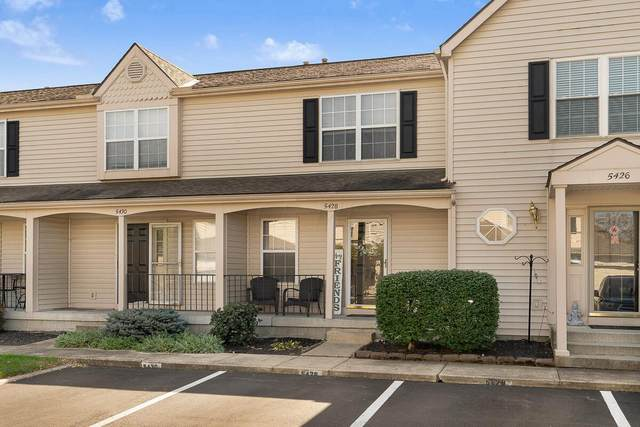 5428 Coral Berry Drive 59D, Columbus, OH 43235 (MLS #221038381) :: RE/MAX ONE