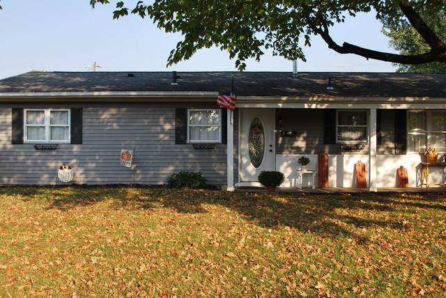 932 Lincoln Drive, Circleville, OH 43113 (MLS #221038420) :: Exp Realty