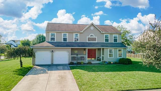 173 Knights Bridge Drive E, Pickerington, OH 43147 (MLS #221038449) :: The Holden Agency