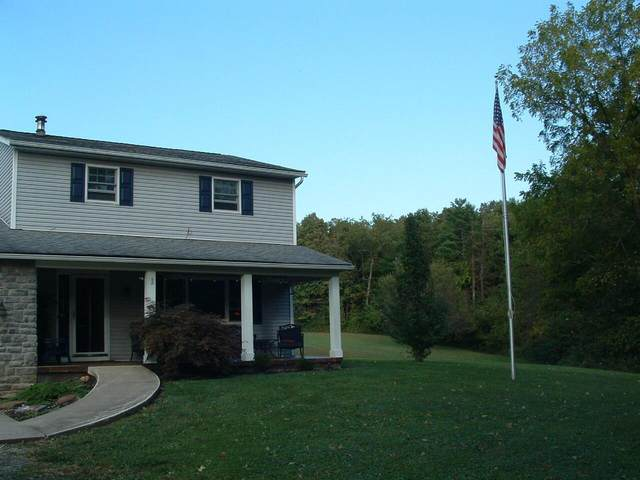 4180 Johnstown Alexandria Road, Johnstown, OH 43031 (MLS #221038468) :: Sam Miller Team