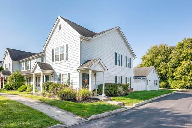 6351 Sleepy Meadow Boulevard W 3-6351, Grove City, OH 43123 (MLS #221038474) :: Bella Realty Group