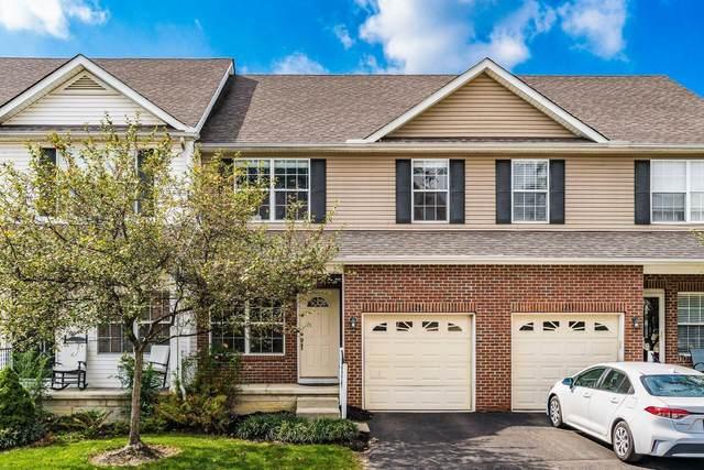 1251 Hall Lane #1603, Gahanna, OH 43230 (MLS #221038479) :: Greg & Desiree Goodrich | Brokered by Exp