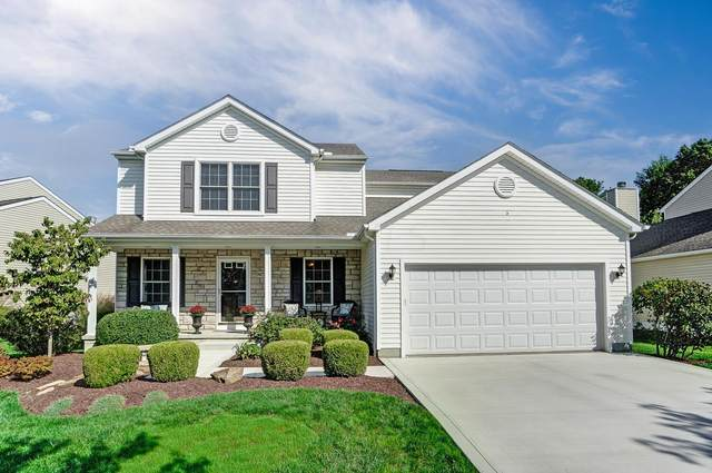 5677 Genoa Farms Boulevard, Westerville, OH 43082 (MLS #221038488) :: Berkshire Hathaway HomeServices Crager Tobin Real Estate