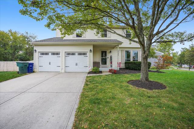 8799 Atherton Road, Powell, OH 43065 (MLS #221038499) :: Sandy with Perfect Home Ohio