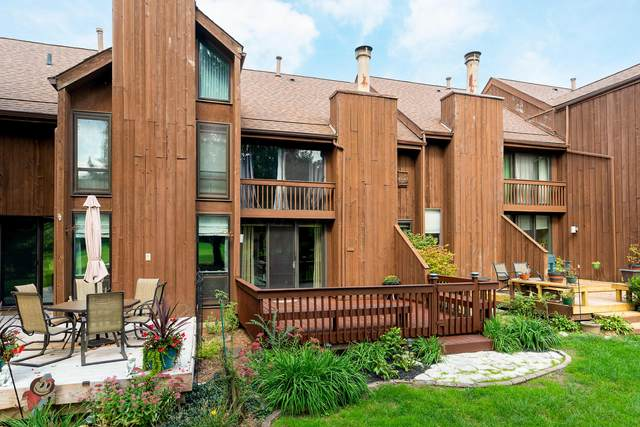 4919 Whistlewood Lane #4, Westerville, OH 43081 (MLS #221038505) :: The Tobias Real Estate Group