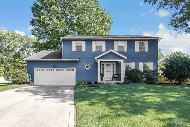 8732 Eastfield Court, Pickerington, OH 43147 (MLS #221038521) :: Sandy with Perfect Home Ohio
