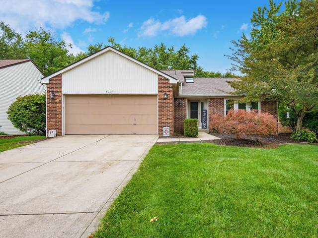 4309 Kelnor Drive, Grove City, OH 43123 (MLS #221038524) :: 3 Degrees Realty